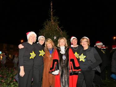 Frimley Christmas Tree 30