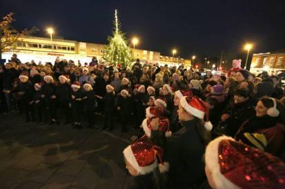 Frimley Christmas Tree 37