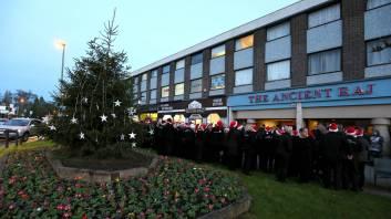 Frimley Christmas Tree 4