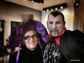 Glo Salon - Halloween - Paul Deach1