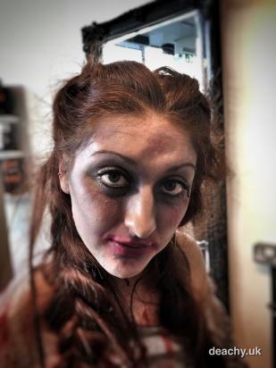 Glo Salon - Halloween - Paul Deach5