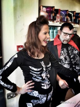 Glo Salon - Halloween - Paul Deach6