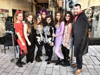 Glo Salon - Halloween - Paul Deach8
