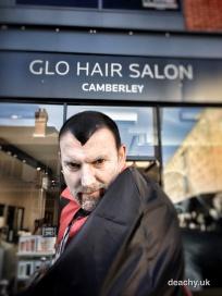 Glo Salon - Halloween - Paul Deach9