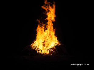 Halloween Firework Extravagansa at Pine Ridge Golf Club 2015 - Paul Deach 101