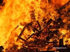 Halloween Firework Extravagansa at Pine Ridge Golf Club 2015 - Paul Deach 114