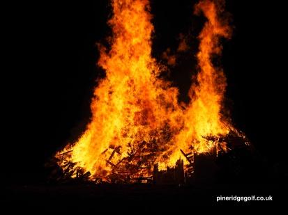 Halloween Firework Extravagansa at Pine Ridge Golf Club 2015 - Paul Deach 115