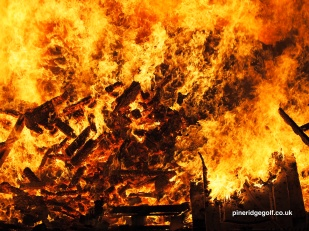Halloween Firework Extravagansa at Pine Ridge Golf Club 2015 - Paul Deach 116