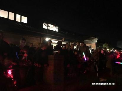 Halloween Firework Extravagansa at Pine Ridge Golf Club 2015 - Paul Deach 13