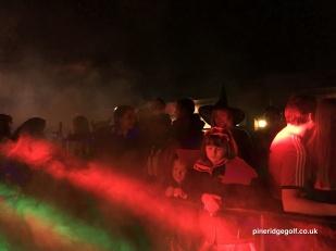 Halloween Firework Extravagansa at Pine Ridge Golf Club 2015 - Paul Deach 17