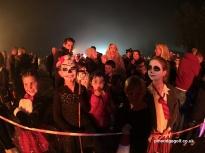 Halloween Firework Extravagansa at Pine Ridge Golf Club 2015 - Paul Deach 20