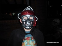 Halloween Firework Extravagansa at Pine Ridge Golf Club 2015 - Paul Deach 40