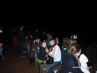 Halloween Firework Extravagansa at Pine Ridge Golf Club 2015 - Paul Deach 41