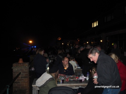 Halloween Firework Extravagansa at Pine Ridge Golf Club 2015 - Paul Deach 45