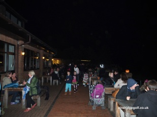 Halloween Firework Extravagansa at Pine Ridge Golf Club 2015 - Paul Deach 63