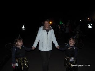 Halloween Firework Extravagansa at Pine Ridge Golf Club 2015 - Paul Deach 68