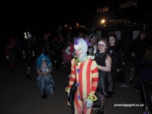 Halloween Firework Extravagansa at Pine Ridge Golf Club 2015 - Paul Deach 71