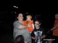 Halloween Firework Extravagansa at Pine Ridge Golf Club 2015 - Paul Deach 78