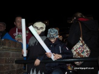 Halloween Firework Extravagansa at Pine Ridge Golf Club 2015 - Paul Deach 79