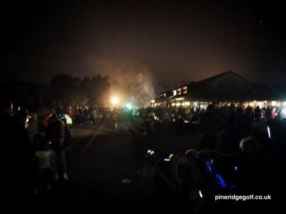 Halloween Firework Extravagansa at Pine Ridge Golf Club 2015 - Paul Deach 8