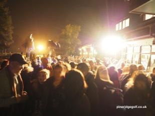 Halloween Firework Extravagansa at Pine Ridge Golf Club 2015 - Paul Deach 87