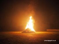 Halloween Firework Extravagansa at Pine Ridge Golf Club 2015 - Paul Deach 89