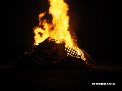 Halloween Firework Extravagansa at Pine Ridge Golf Club 2015 - Paul Deach 94