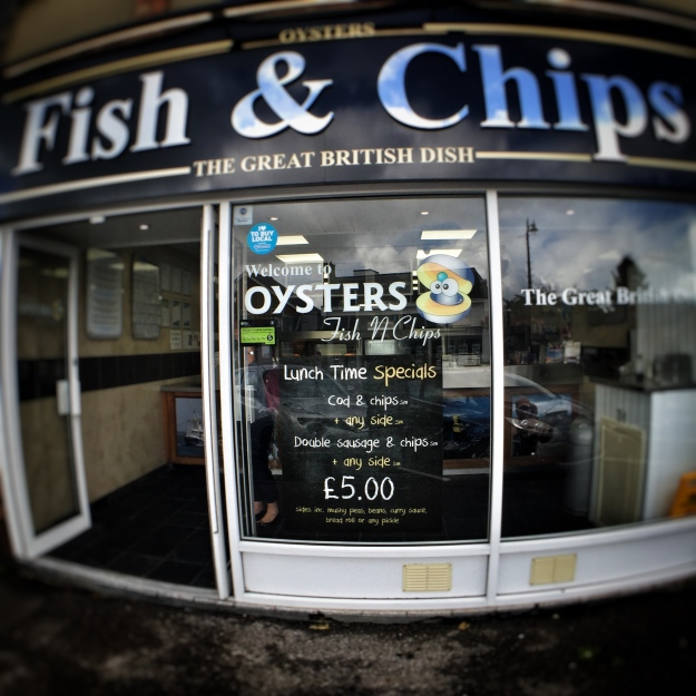 Oysters Chippy