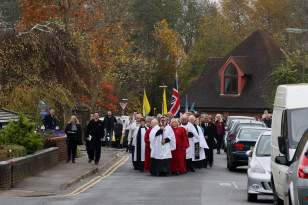 Lightwater Remembrance 2015 No 11