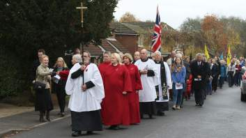 Lightwater Remembrance 2015 No 12