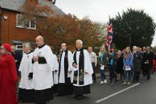 Lightwater Remembrance 2015 No 13