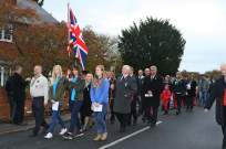 Lightwater Remembrance 2015 No 14