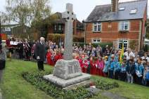 Lightwater Remembrance 2015 No 15