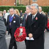 Lightwater Remembrance 2015 No 16