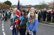 Lightwater Remembrance 2015 No 18