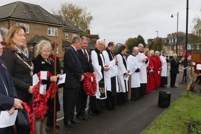 Lightwater Remembrance 2015 No 19