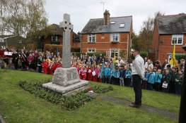 Lightwater Remembrance 2015 No 20