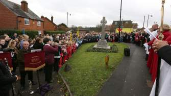Lightwater Remembrance 2015 No 21