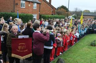 Lightwater Remembrance 2015 No 25
