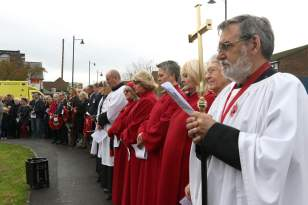 Lightwater Remembrance 2015 No 26
