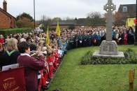 Lightwater Remembrance 2015 No 28