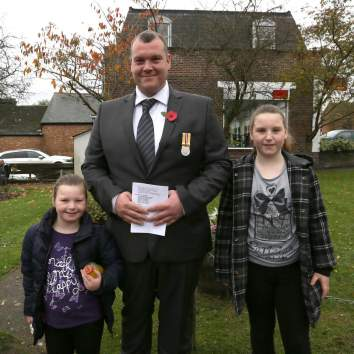 Lightwater Remembrance 2015 No 3