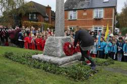 Lightwater Remembrance 2015 No 34