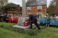 Lightwater Remembrance 2015 No 35