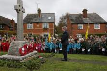 Lightwater Remembrance 2015 No 36