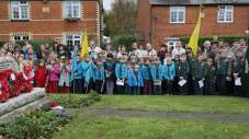 Lightwater Remembrance 2015 No 37