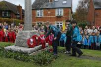 Lightwater Remembrance 2015 No 38