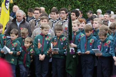 Lightwater Remembrance 2015 No 41