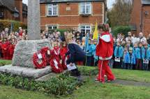 Lightwater Remembrance 2015 No 43