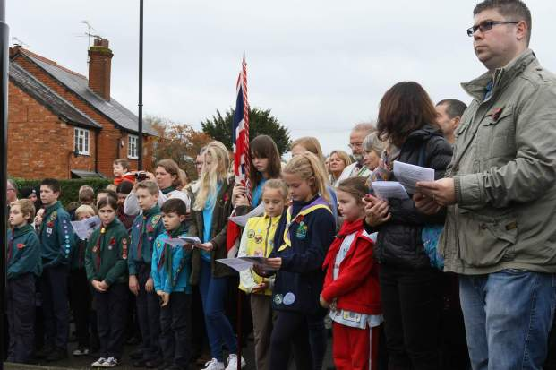 Lightwater Remembrance 2015 No 44
